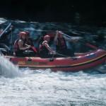 Bośnia, Park Narodowy Rzeki Uny, rafting