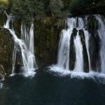 Bośnia, Park Narodowy Rzeki Uny, Martin Brod