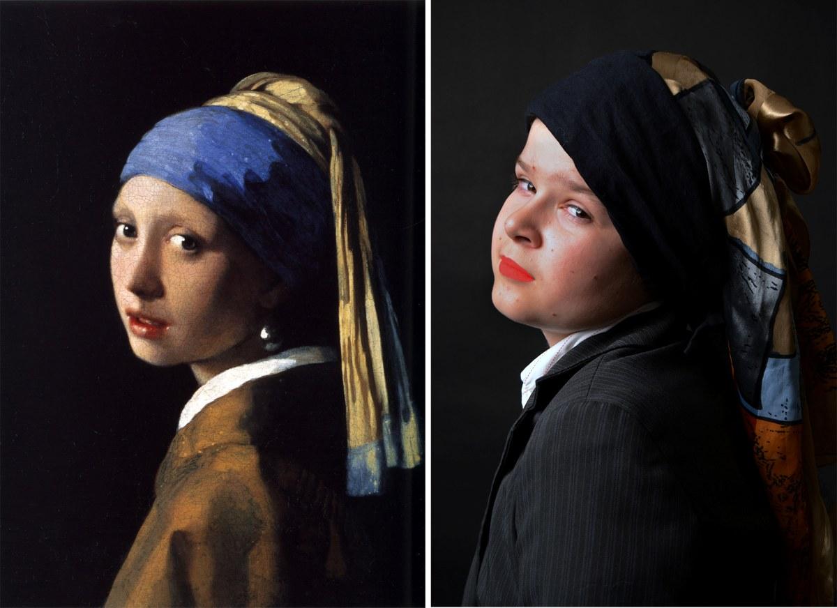Johannes Vermeer - Dziewczyna z perłą
