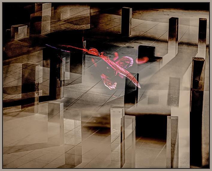 Kat. Abstrakcja - 2. miejsce - Kale Ambra